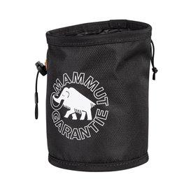 Mammut Gym Print Chalk Bag Beutel für Kletterkreide black