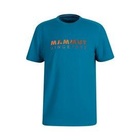 Mammut Trovat T-Shirt Herren Kurzarmshirt sapphire PRT1 hier im Mammut-Shop günstig online bestellen