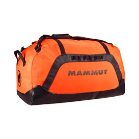 Mammut Cargon Reisetasche Sporttasche safety orange-black