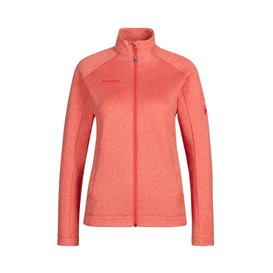 Mammut Nair ML Jacket Damen Fleecejacke sunset melange
