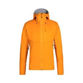 Mammut Ultimate VI SO Hooded Jacket Herren Softshelljacke dark radiant hier im Mammut-Shop günstig online bestellen