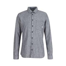 Mammut Hemp Longsleeve Shirt Herren Sweatshirt marine melange hier im Mammut-Shop günstig online bestellen