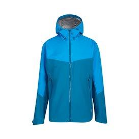 Mammut Convey Tour HS Hooded Jacket Herren Regenjacke sapphire-gentian hier im Mammut-Shop günstig online bestellen