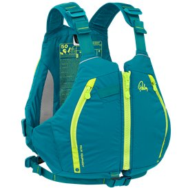 Palm Peyto PFD Paddelweste Sicherheits Tourenweste teal