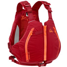Palm Peyto PFD Paddelweste Sicherheits Tourenweste chilli