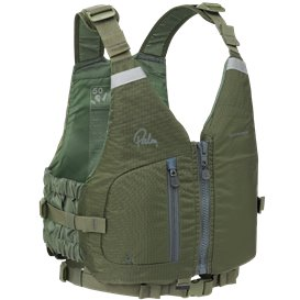 Palm Meander PFD Schwimmweste Touringweste olive