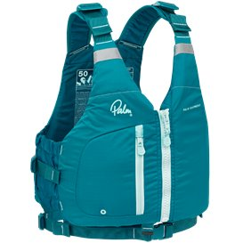 Palm Meander PFD Damen Paddelweste Tourenweste teal