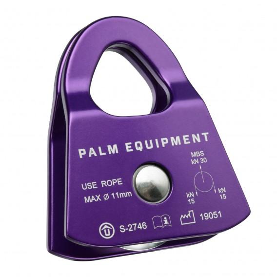 Palm Prussik Minding Pulley Umlenkrolle purple hier im Palm-Shop günstig online bestellen