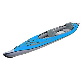 Advanced Elements Advanced Frame Convertible TM Elite Kajak Luftboot blue