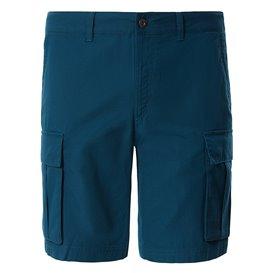 The North Face Anticline Cargo Short Herren kurze Wanderhose monterey blue
