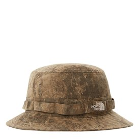 The North Face Class V Brimmer Anglerhut Outdoorhut military olive-camo print