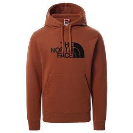 The North Face Drew Peak Pullover Herren Hoodie turtle brown