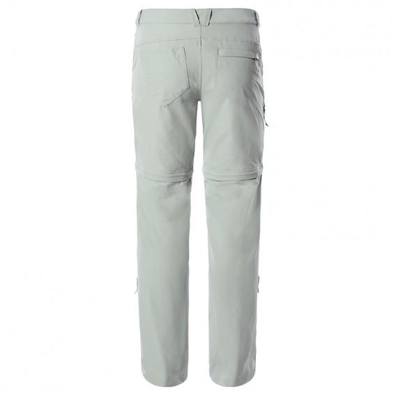 The North Face Exploration Convertible Pant Damen Zip-Off Wanderhose wrought iron hier im The North Face-Shop günstig online bes