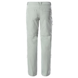 The North Face Exploration Convertible Pant Damen Zip-Off Wanderhose wrought iron