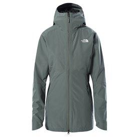 The North Face Hikesteller Parka Shell Jacket Damen Regenjacke agave green hier im The North Face-Shop günstig online bestellen
