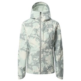 The North Face Hikesteller Print Jacket Damen Regenjacke iron-sky print