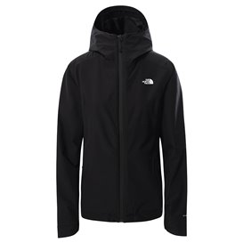 The North Face Hikesteller Print Jacket Damen Regenjacke tnf black