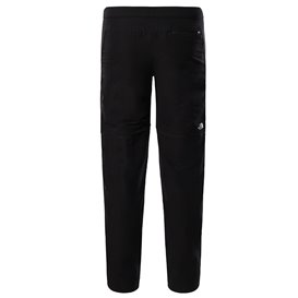 The North Face Lightning Convertible Pant Herren Zip-Off Wanderhose tnf black