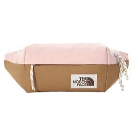 The North Face Lumbar Pack Bauchtasche Hüfttasche pink-utility brown-white hier im The North Face-Shop günstig online bestellen