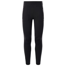 The North Face Paramount Hybrid High Rise Tight Damen Leggings Sporthose tnf black