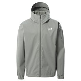 The North Face Quest Jacket Herren Regenjacke agave green-black
