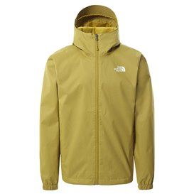 The North Face Quest Jacket Herren Regenjacke matcha green-black