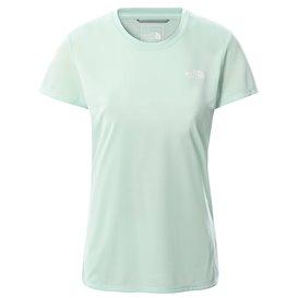 The North Face Reaxion Amp Crew Damen T-Shirt misty jade