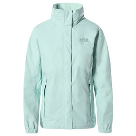 The North Face Resolve 2 Jacket Damen Regenjacke misty jade