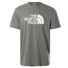 The North Face Short Sleeve Easy Tee Herren T-Shirt Kurzarmshirt agave green