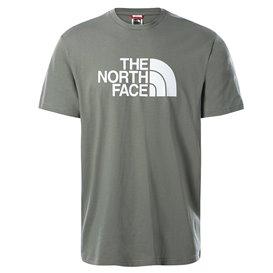The North Face Short Sleeve Easy Tee Herren T-Shirt Kurzarmshirt agave green