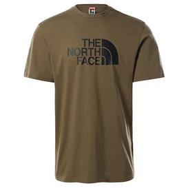 The North Face Short Sleeve Easy Tee Herren T-Shirt Kurzarmshirt military olive