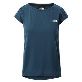 The North Face Tanken Tank Damen T-Shirt Kurzarmshirt monterey blue