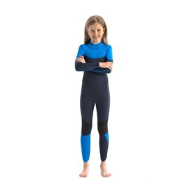 Jobe Boston 3/2mm Fullsuit Kinder Neoprenanzug blue