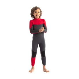 Jobe Boston 3/2mm Fullsuit Kinder Neoprenanzug red