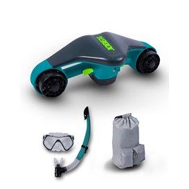 Jobe Infinity Seascooter Unterwasserscooter mit Tasche und Schnorchel Set hier im Jobe-Shop günstig online bestellen