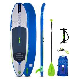 Jobe Leona 10.6 aufblasbare Stand up Paddel Board SUP komplett Set hier im Jobe-Shop günstig online bestellen