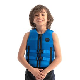 Jobe Neoprene Schwimmweste Kinder blue