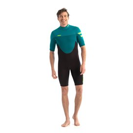Jobe Perth Shorty 3/2mm Herren Neoprenanzug teal