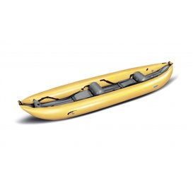 Gumotex K2 Wildwasser Kajak 1er Raft Luftboot Schlauchboot gelb hier im Gumotex-Shop günstig online bestellen