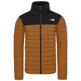 The North Face Stretch Down Jacket Herren Daunenjacke Winterjacke timber tan-black