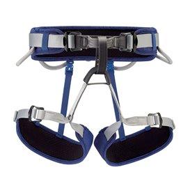 Petzl Corax Klettergurt zum Sportklettern und Bergsteigen blau 1