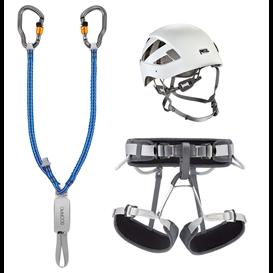 Petzl Kit Via Ferrata Vertigo 2 Klettersteigset Komplettset hier im Petzl-Shop günstig online bestellen