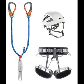Petzl Kit Via Ferrata Eashock 1 Klettersteigset Komplettset hier im Petzl-Shop günstig online bestellen