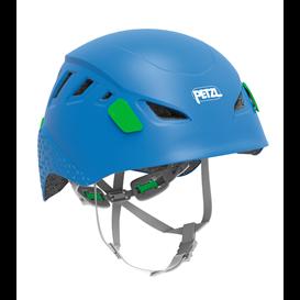 Petzl Picchu Kinderhelm Kletterhelm zum Klettern oder Radfahren blau