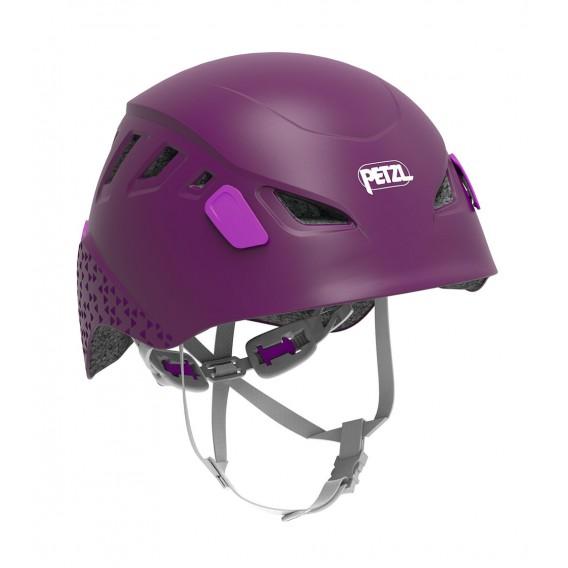 Petzl Picchu Kinderhelm Kletterhelm zum Klettern oder Radfahren violett hier im Petzl-Shop günstig online bestellen