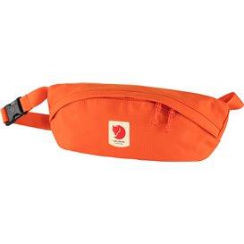 Fjällräven Ulvö Hip Pack Medium Bauchtasche Hüfttasche hokkaido orange hier im Fjällräven-Shop günstig online bestellen