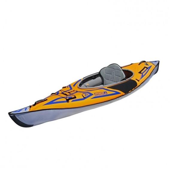 Advanced Elements Advanced Frame TM Sport Luftboot orange-blue hier im Advanced Elements-Shop günstig online bestellen