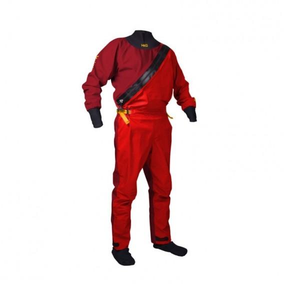 Hiko Valkyrie Paddelanzug Trockenanzug Jacken - Hosen Kombination inferno hier im Hiko-Shop günstig online bestellen