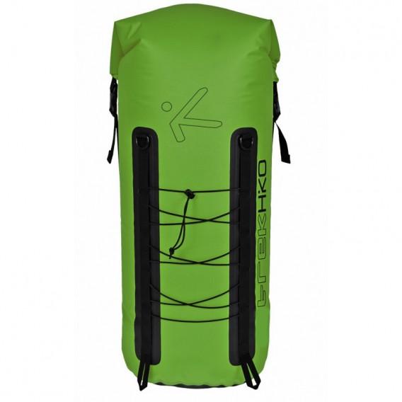 Hiko Trek Backpack wasserdichter Packsack Rucksack grün 40L