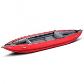 Gumotex Safari 330 XL TESTBOOT 1er Sportkajak Wildwasser Luftkajak Nitrilon